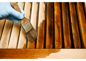 Best primer for bare wood image