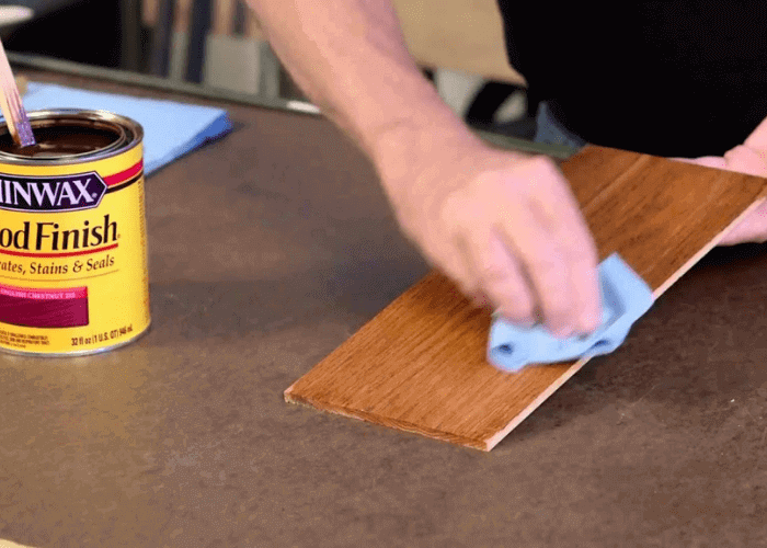 Wiping Stain vs Penetrating Stain