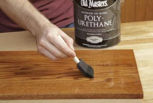 Can you polyurethane over wax?