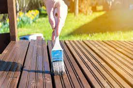 How Long Does Deck Stain Need to Dry Before It Rains