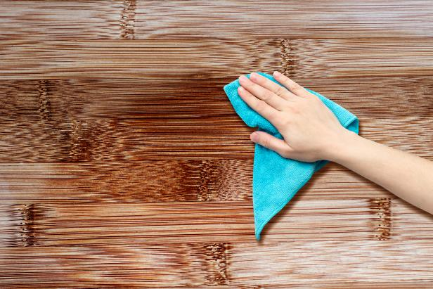 How to stain acacia wood