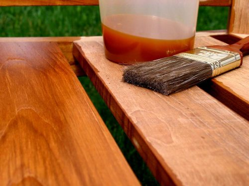How to Remove Oil-Based Stain from Wood Image