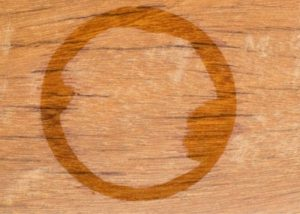 How to Remove Water Stains From Unfinished Wood