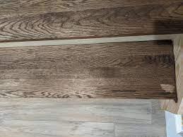 Wood Won't Take Stain