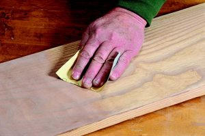 How To Make Plywood Smooth And Shiny